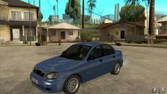 Daewoo Lanos v2 for GTA San Andreas