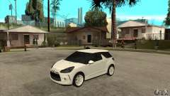 Citroen DS3 2010 for GTA San Andreas
