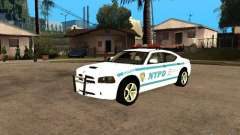 Dodge Charger Police NYPD for GTA San Andreas
