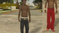 Afro-American Boy for GTA San Andreas