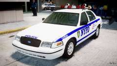 Ford Crown Victoria NYPD for GTA 4
