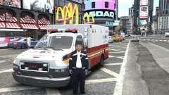 GMC C4500 Ambulance [ELS]