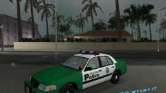 Ford Crown Victoria 2003 Police for GTA Vice City