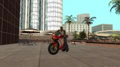 Ducati 1198R for GTA San Andreas
