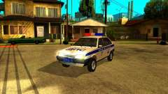 Vaz-2109 DPS for GTA San Andreas