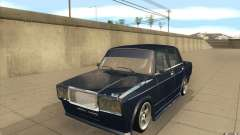 Vaz-2107 Lada Street Drift Tuned for GTA San Andreas