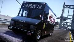 Boxville Police for GTA 4