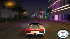 Speedometer for GTA Vice City