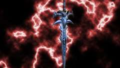 Frostmorn-sword from WoW Lich King
