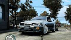 Ford Sierra RS500 Cosworth v1.0 for GTA 4
