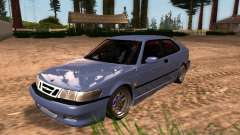 Saab 9-3 Aero for GTA San Andreas