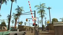 RAILWAY Crossing RUS for GTA San Andreas