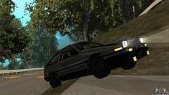 Toyota Sprinter Trueno GT-APEX AE86 83 Initial D for GTA San Andreas