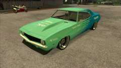 Chevrolet Camaro Falken 1969 for GTA San Andreas