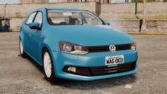Volkswagen Voyage G6 2013