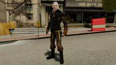 Geralt of Rivia v3 for GTA 4