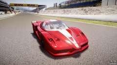Ferrari FXX for GTA 4