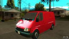 Ford Transit for GTA San Andreas