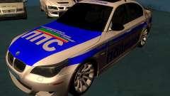 BMW M5 E60 Police for GTA San Andreas