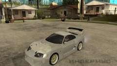 Toyota Supra M4K