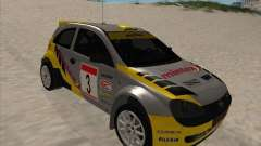 Opel Rally Car for GTA San Andreas