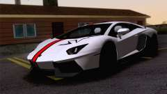 Paint work Lamborghini Aventador LP700-4