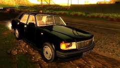Volga GAZ 31029 for GTA San Andreas