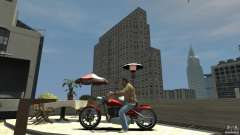 The Lost & Damned Bikes Lycan for GTA 4