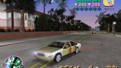 Chevrolet Caprice Classic for GTA Vice City