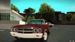 Chevrolet Chevelle SS for GTA San Andreas