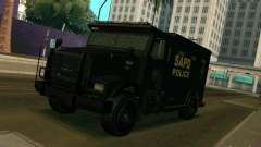 Stokade SAPD SWAT Van for GTA San Andreas