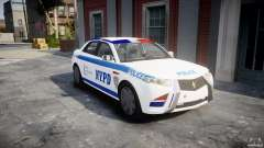 Carbon Motors E7 Concept Interceptor NYPD [ELS]