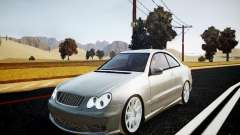 Mercedes-Benz CLK63 AMG Final for GTA 4