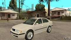 Skoda Octavia for GTA San Andreas