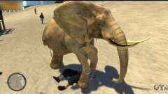 Elephant for GTA 4