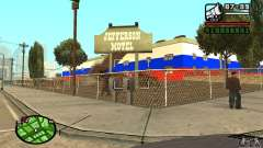 Russian hotel for GTA San Andreas