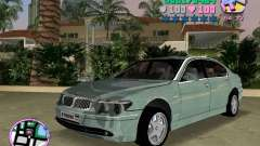 BMW 760 Li for GTA Vice City
