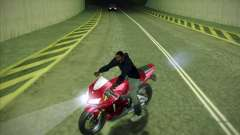 Honda CBR600RR 2005 for GTA San Andreas