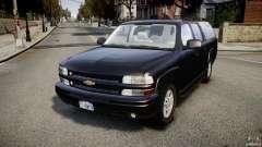 Chevrolet Suburban Z-71 2003