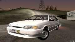 ВАЗ 2114 Quality for GTA San Andreas