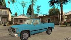 GMC Sierra 2500 for GTA San Andreas