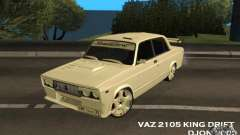VAZ 2105 Drift King for GTA San Andreas