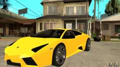 Lamborghini Reventon олива for GTA San Andreas