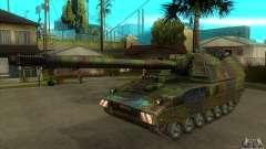 Panzerhaubitze 2000 for GTA San Andreas