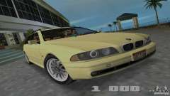 BMW 5S Touring E39 for GTA Vice City
