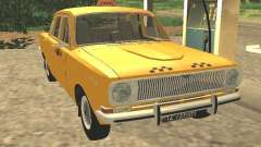 GAZ 24-01 Taxi for GTA San Andreas