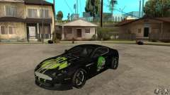Aston Martin DB9 NFS PS Tuning for GTA San Andreas