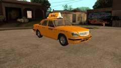Gaz-31105 Volga Taxi