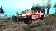 HUMMER H2 Amulance