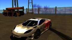 McLaren MP4 - SpeedHunters Edition